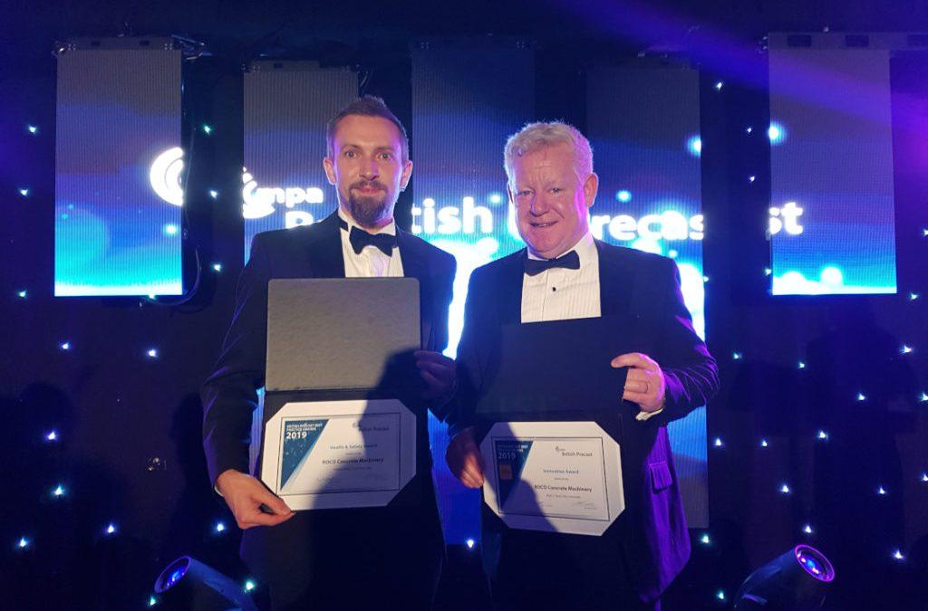 T-Beam Production Machinery Shortlisted at British Precast Awards